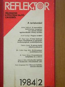 Aczél György - Reflektor 1984/2. [antikvár]