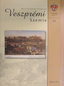 Albrecht Sándor - Veszprémi Szemle 2011/3. [antikvár]