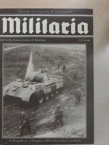 Józsa Béla - Militaria 12. [antikvár]