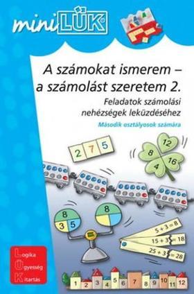 LDI-232 A SZÁMOKAT ISMEREM 2. (BAMBINO)