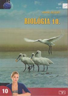 Kropog Erzsébet - Biológia 10. [antikvár]