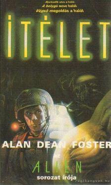 Alan Dean Foster - Ítélet [antikvár]