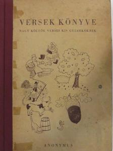 Ady Endre - Versek könyve [antikvár]