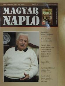 Alföldy Jenő - Magyar Napló 2006. január [antikvár]