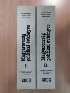 Ágh Attila - Magyarország politikai évkönyve 2003. I-II. - CD-vel [antikvár]