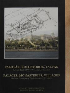 B. Wellisch Márta - Paloták, kolostorok, falvak [antikvár]