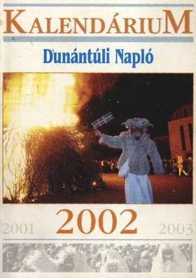 Dunántúli napló 2002. [antikvár]