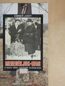 Vezér Erzsébet - Menedékjog-1956 [antikvár]
