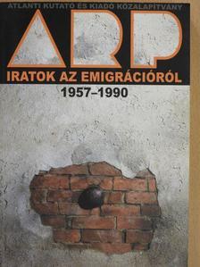 James Mc Cargar - Iratok az emigrációról [antikvár]