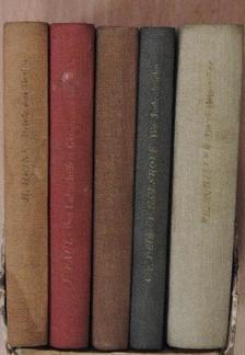 Anette von Droste-Hülshoff - Briefe aus Berlin/Des Luftschiffers Giannozzo Seebuch/Der Geisterseher/Des Lebens Überfluß/Die Judenbuche [antikvár]