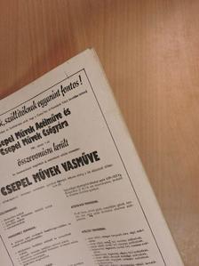 Clement Andor - Bányászati és Kohászati Lapok - Kohászat/Öntöde 1981. április [antikvár]