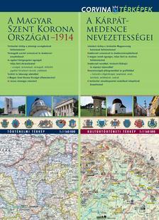 A Magyar Szent Korona országai - 1914 / A Kárpát-medence nevezetességei