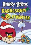 Ismeretlen - Angry Birds - Karácsonyi rejtvények (Matricás foglalkoztató könyv)
