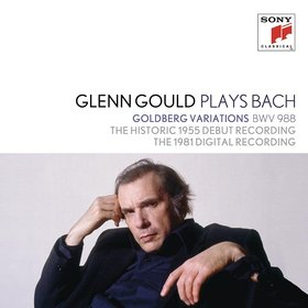 Bach - GLENN GOULD PLAYS BACH GOLDBERG VARIATIONS CD