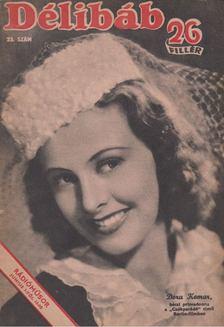Bibó Lajos - Délibáb 1943. XVII. évf. 23. szám [antikvár]
