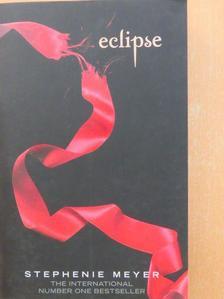 Stephenie Meyer - Eclipse [antikvár]