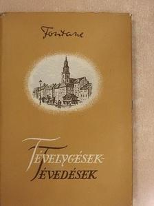 Theodor Fontane - Tévelygések-tévedések [antikvár]