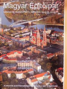 Béres István - Magyar Építőipar 2007. IV. negyedév [antikvár]