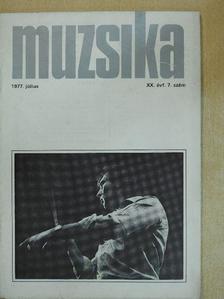 Boronkay Antal - Muzsika 1977. július [antikvár]