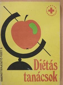 Dr. Rigó János - Diétás tanácsok (dedikált példány) [antikvár]