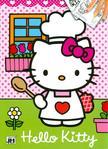 Hello Kitty - A4 színező 2