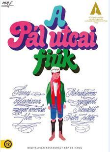 MOLNÁR FERENC - A PÁL UTCAI FIÚK - DVD