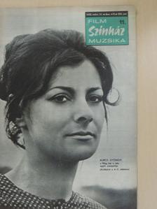 Albert István - Film-Színház-Muzsika 1972. március 11. [antikvár]