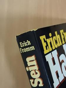 Erich Fromm - Haben oder Sein [antikvár]