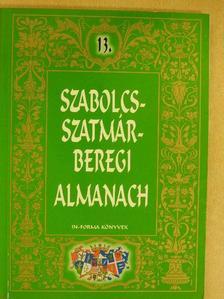 Cseh Sándor - Szabolcs-Szatmár-Beregi Almanach [antikvár]