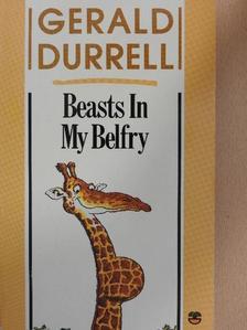 Gerald Durrell - Beasts In My Belfry [antikvár]