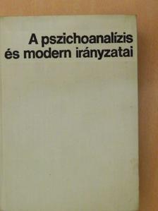 Abram Kardiner - A pszichoanalízis és modern irányzatai [antikvár]