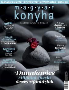 Magyar Konyha - Magyar Konyha 2021.január-február,(45.évfolyam 1-2.szám)