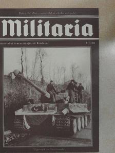 Bege Márton - Militaria 6. [antikvár]