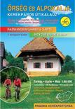 Õrség és Alpokalja kerékpáros útikalauz 3., aktualizált kiadás