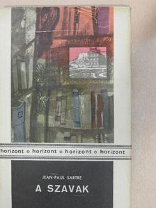 Jean-Paul Sartre - A szavak [antikvár]