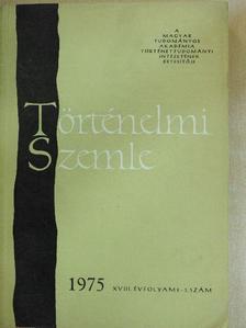 Ardai Lajos - Történelmi Szemle 1975/2-3. [antikvár]