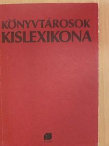 Vértesy Miklós - Könyvtárosok kislexikona [antikvár]