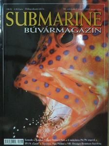 Ábel László - Submarine búvármagazin 2005. június-július [antikvár]