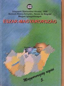 Brinszkyné Hidas Zsuzsanna - Észak-Magyarország [antikvár]
