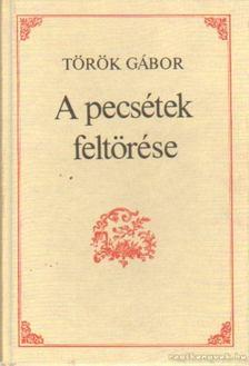 Török Gábor - A pecsétek feltörése [antikvár]