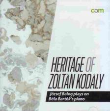 Kodály Zoltán - HERITAGE OF ZOLTÁN KODÁLY 2 CD