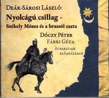 Deák-Sárosi László - NYOLCÁGÚ CSILLAG - HANGOSKÖNYV