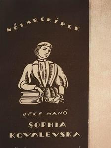 Beke Manó - Sophia Kovalevska [antikvár]