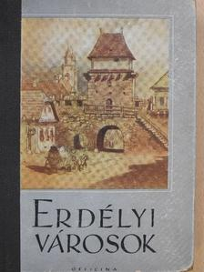 Makkai László - Erdélyi városok [antikvár]