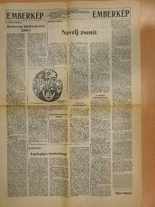 Csoma Gyula - Emberkép 4. [antikvár]