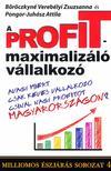Böröczkyné Verebélyi Zsuzsanna - A profitmaximalizáló vállalkozó