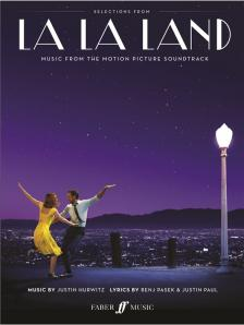 HURWITZ - LA LA LAND, SELECTIONS FROM. MUSIC FREOM THE MOTION PICTURE SOUNDTRACK.