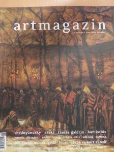 Barki Gergely - Artmagazin 2003. december [antikvár]