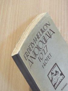 Kisbán Miklós - Erdélyi Helikon antologiája 1927. I-II. [antikvár]