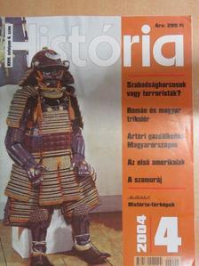 Andrásfalvy Bertalan - História 2004/4. [antikvár]